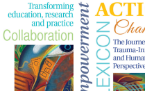 Transforming education, research and practice, Collaboration, Empowerment, Lexicon, Action.